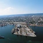 Морской порт Варны