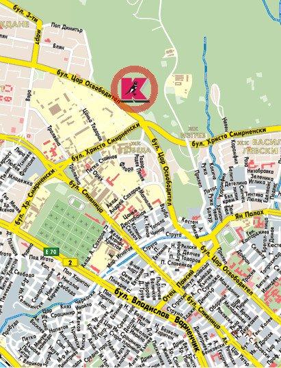 скачать карту города Варна