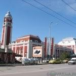 Железнодорожный вокзал Варны