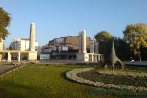 Фестивально-конгрессный центр в Варне