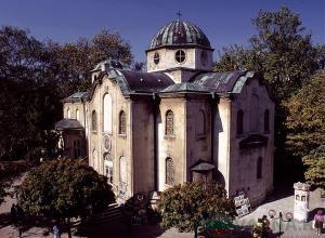 Церковь Святого Николая в Варне