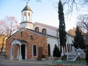 Армянская церковь Святого Саркиса