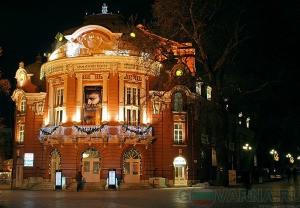 Варненский оперный театр